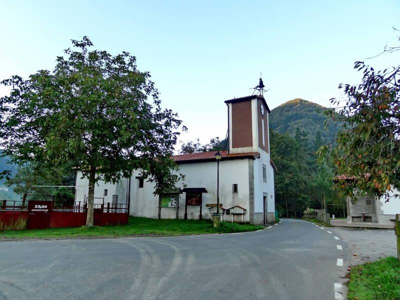 церковь на пути